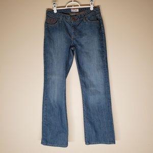 Twenty X Houston Jeans Low Rise Slim Fit 9/10 x 30